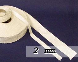 2 mm stark (Silikat)