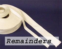 Remainders Silica Fibre