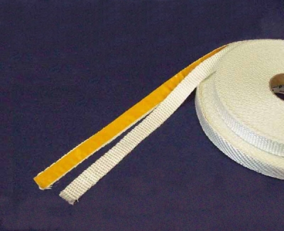 20 mm wide x 3 mm thick - Fibre Glass Tape