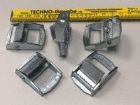 Aluminium Druckgussschnalle für 25mm Gurtbreite
