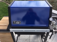 Grill insulation for Weber Genesis 1000