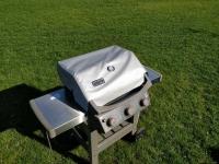 Grill insulation for Weber Spirit II