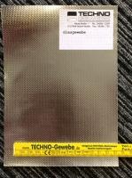 Gewebe mit gasdichter Folie bis 180°C