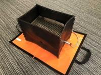 Hochtemperatur-Windschutz für Skotti Grill